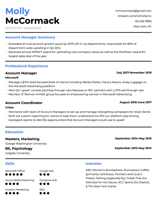 Free Resume Templates For 2020 Edit Download Cultivated Culture