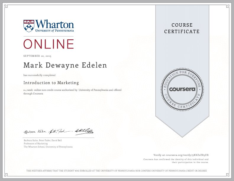 "How To Land A Career In A Different Field (Even If You Aren't ""Qualified"") - Wharton Certificate Coursera"