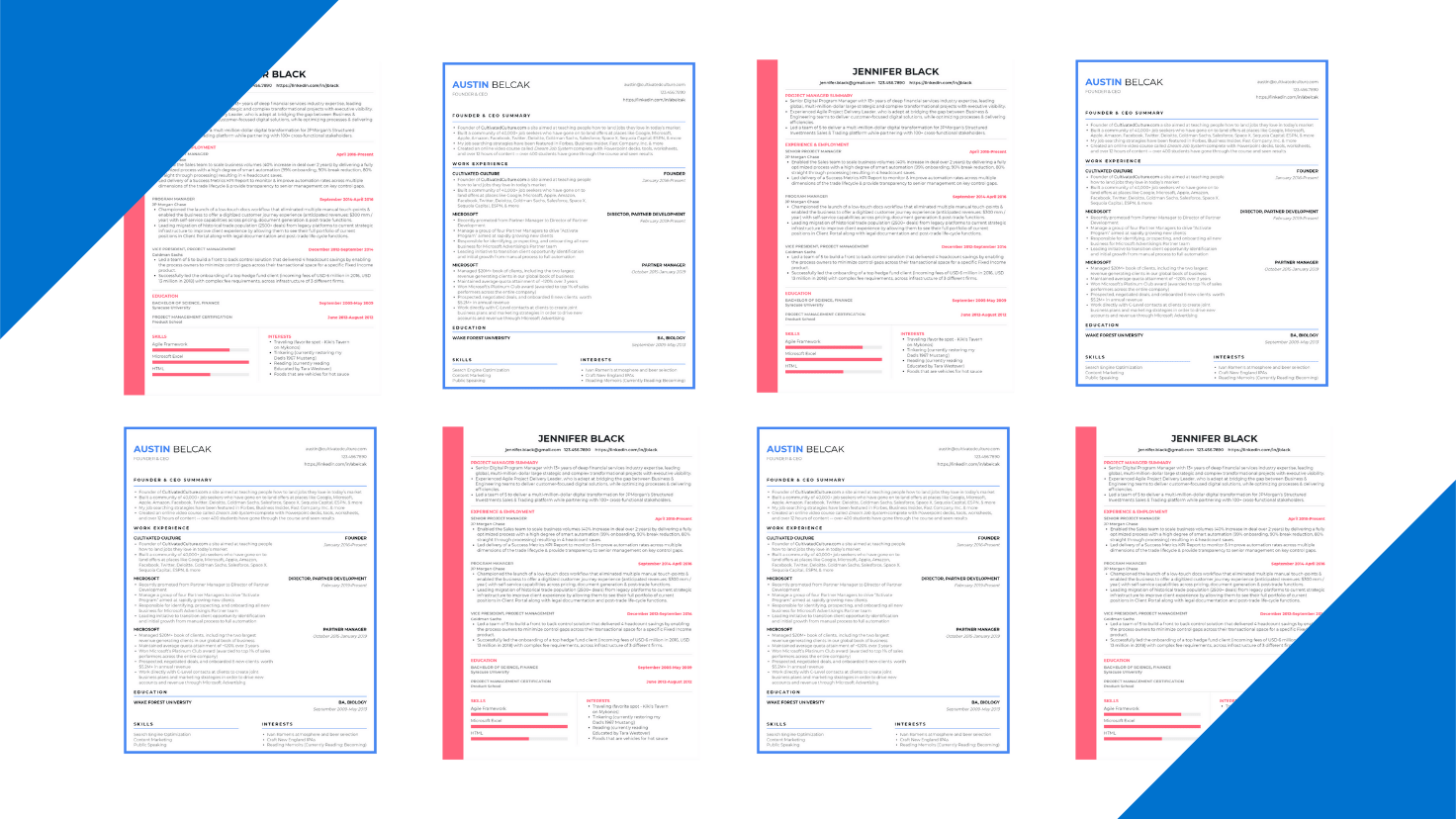 How To List Your Resume References With Formatting Examples